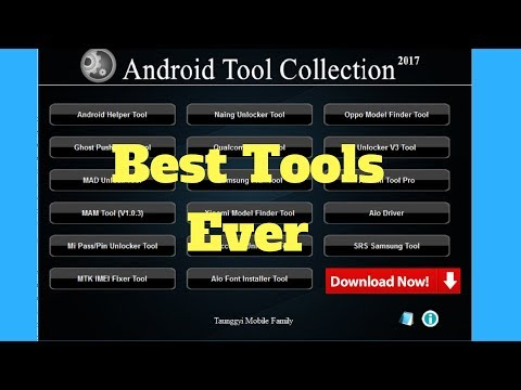 Android Tool Collection 2017 (Beat Tools Ever)