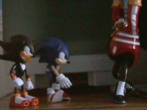 Sonic V.S. Shadow: