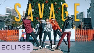 [KPOP IN PUBLIC] A.C.E (에이스) - SAVAGE (삐딱선) Dance Cover [DO IT LIKE A.C.E] Dance Cover Contest