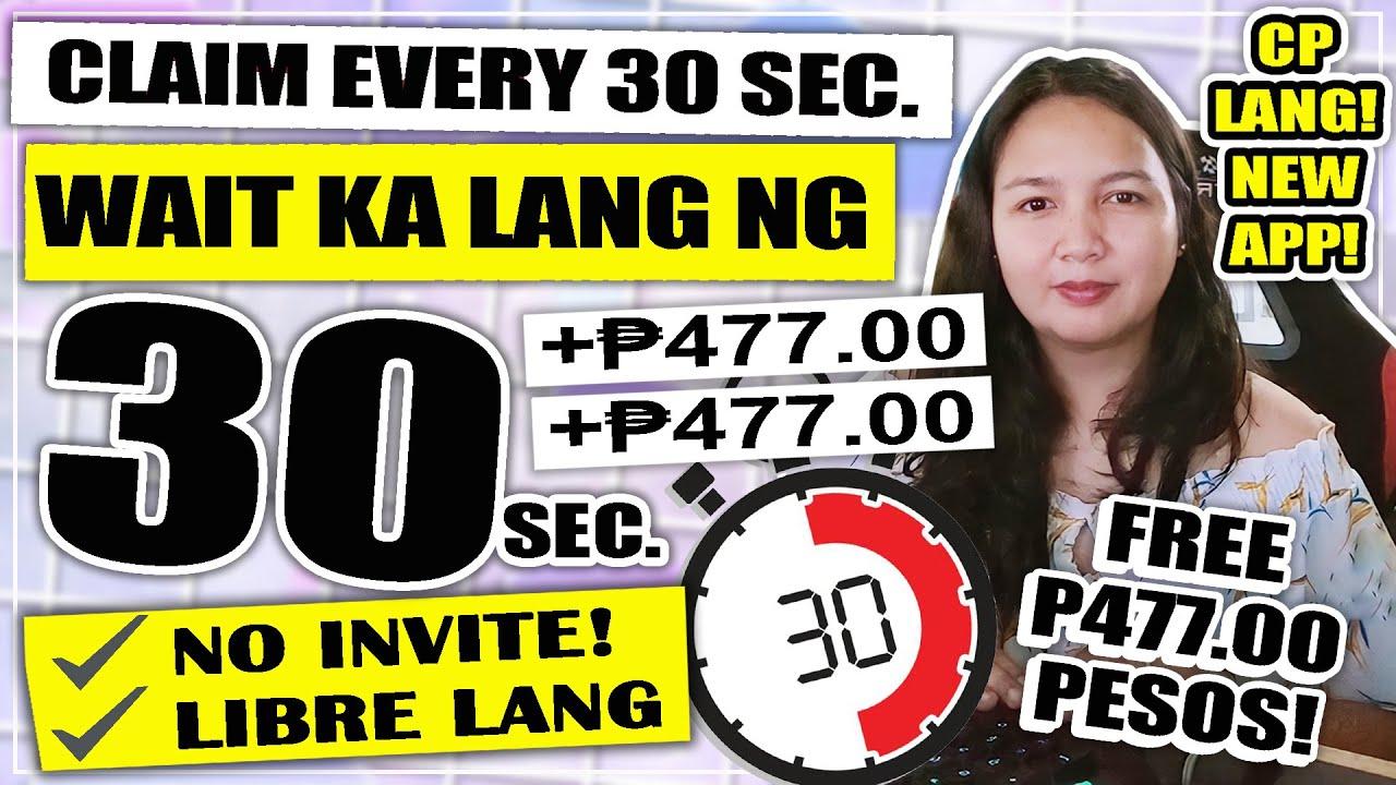 Download WAIT KA LANG NG 30SEC. AT KUMITA NG FREE ₱250 - ₱477 PESOS   HINDI NA KAILANGAN MAGLARO!   W/ PROOF