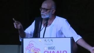 Shri Morari Bapu  Speech in Chaalo Gujarat New Jersey 2012 - World Gujarati Conference