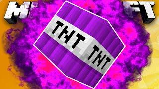 Minecraft: EVIL TNT WARS!? - w/Preston, Mitch & JeromeASF!