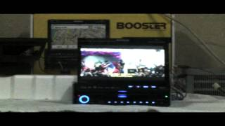 DVD AUTOMOTIVO BOOSTER BMTV-9750