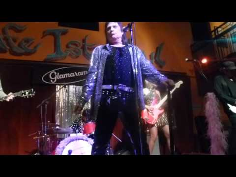 Glamarama at Cafe Istanbul 2017-05-13 ONCE BITTEN TWICE SHY