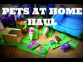 Pets at Home Haul | BRIGHT LIGHTS RANGE  *JUNE 2016*