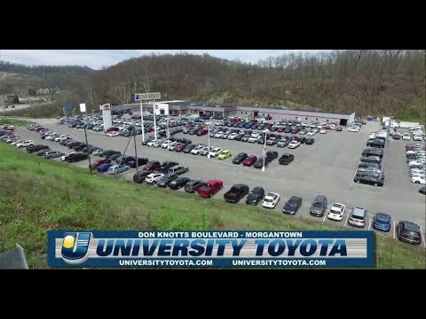 University Of Toyota >> Search Our New Inventory University Toyota Morgantown Wv
