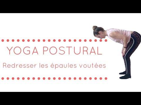 Yoga Postural : redresser vos épaules voutées + ANNONCE FORMATION !!