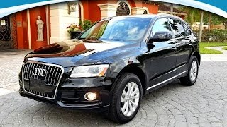 2016 Audi Q5 Premium Plus with ONLY 480 miles in Clearwater Fl Tampa Bay