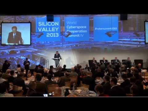 #cybersummit2013: Cai Mingzhao Keynote