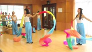 UN Chinese Ribbon Dance - Epiphany Dance