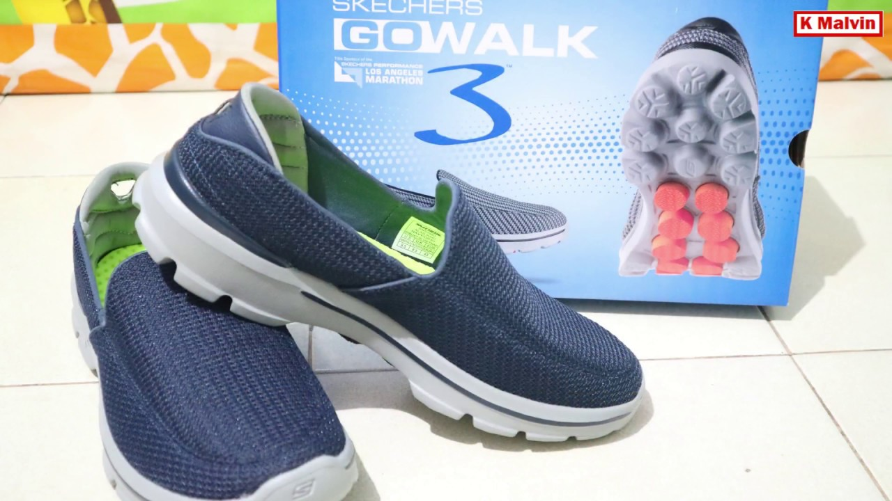 go walk 3 mens