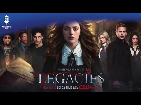 Legacies - Stepping Into The Light - Kaylee Bryant (Official Video)