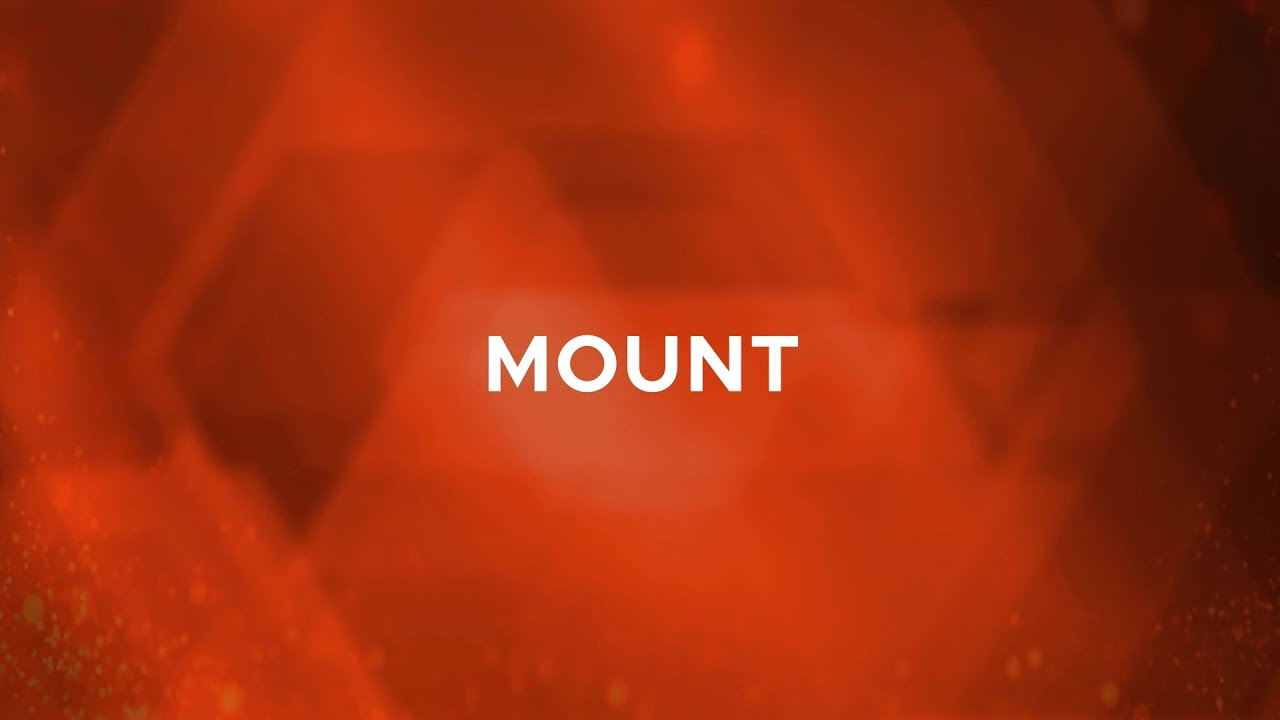 Rules Video - Mount