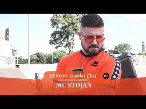MC Stojan čita tvitove o sebi | Mondo TV