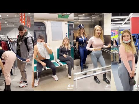 Fitness Samka Funny Tiktok Prank Videos   Official Channel @Fitness Samka   Hilarious Pranks