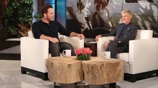 Ellen's Hot Guys: Chris Pratt Remembers Living in a Van