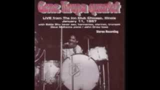 Harmonica Shu Boogie, New Version, Gene Krupa Quartet Featuring Eddie Shu