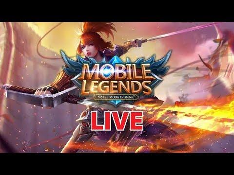 AKU DI CARRY !!! - Mobile Legends [Indonesia] - LIVE - YouTube