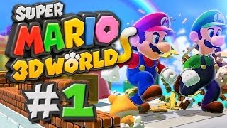 Thumbnail für das Super Mario 3D World Let's Play