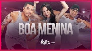 Boa Menina - Luísa Sonza | FitDance TV (Coreografia) Dance Video