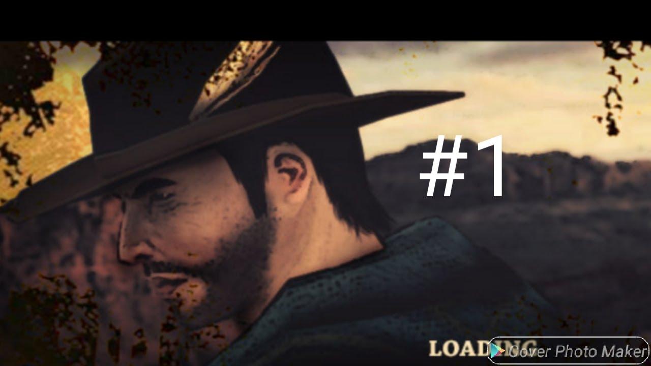 Pistoleiro do oeste #1
