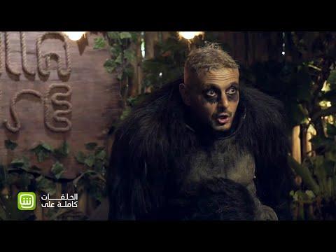 وائل جسار خائف من غوريلا