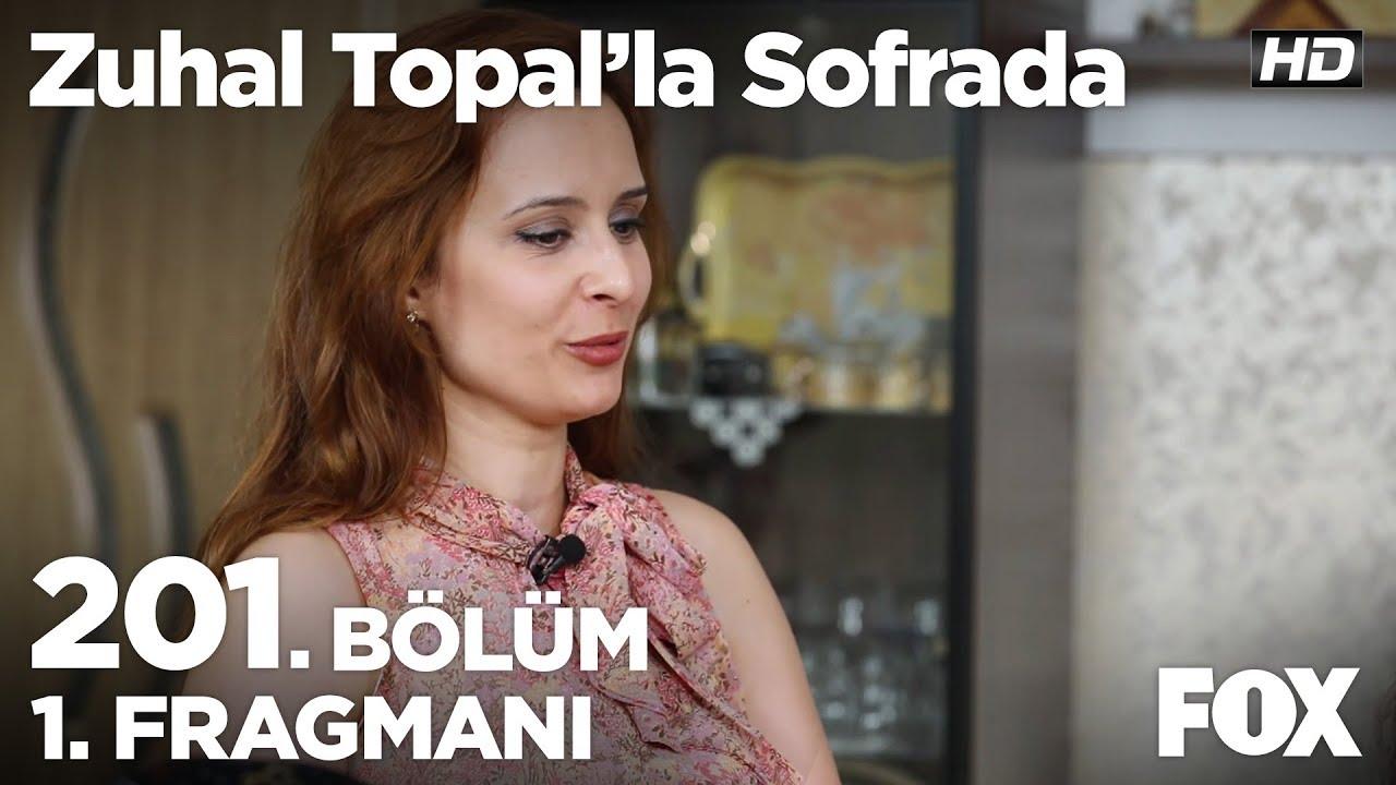 Zuhal Topal'la Sofrada 201. Bölüm 1. Fragmanı