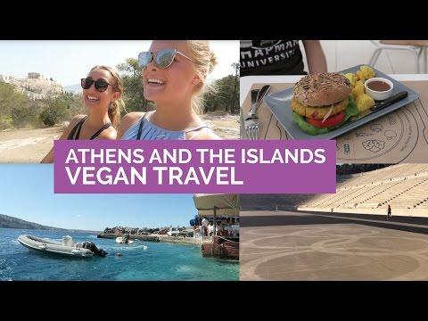 Vegan in Athens & Santorini!