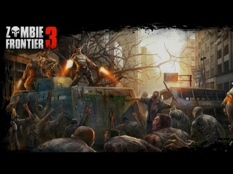 Zombie Frontier 3D - Mobile Madness Monday - Android / iPhone / iPad Gameplay