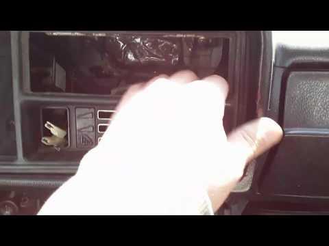 Как снять панель приборов ваз 2107