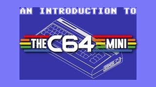 An introduction to THEC64 Mini