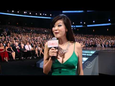 Castle TV Show won Best TV Crime Drama -- People's Choice Awards 2012