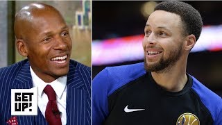 Download Steph Curry or Ray Allen: Who would win a 3-point contest showdown? | Get Up! Mp3 and Videos