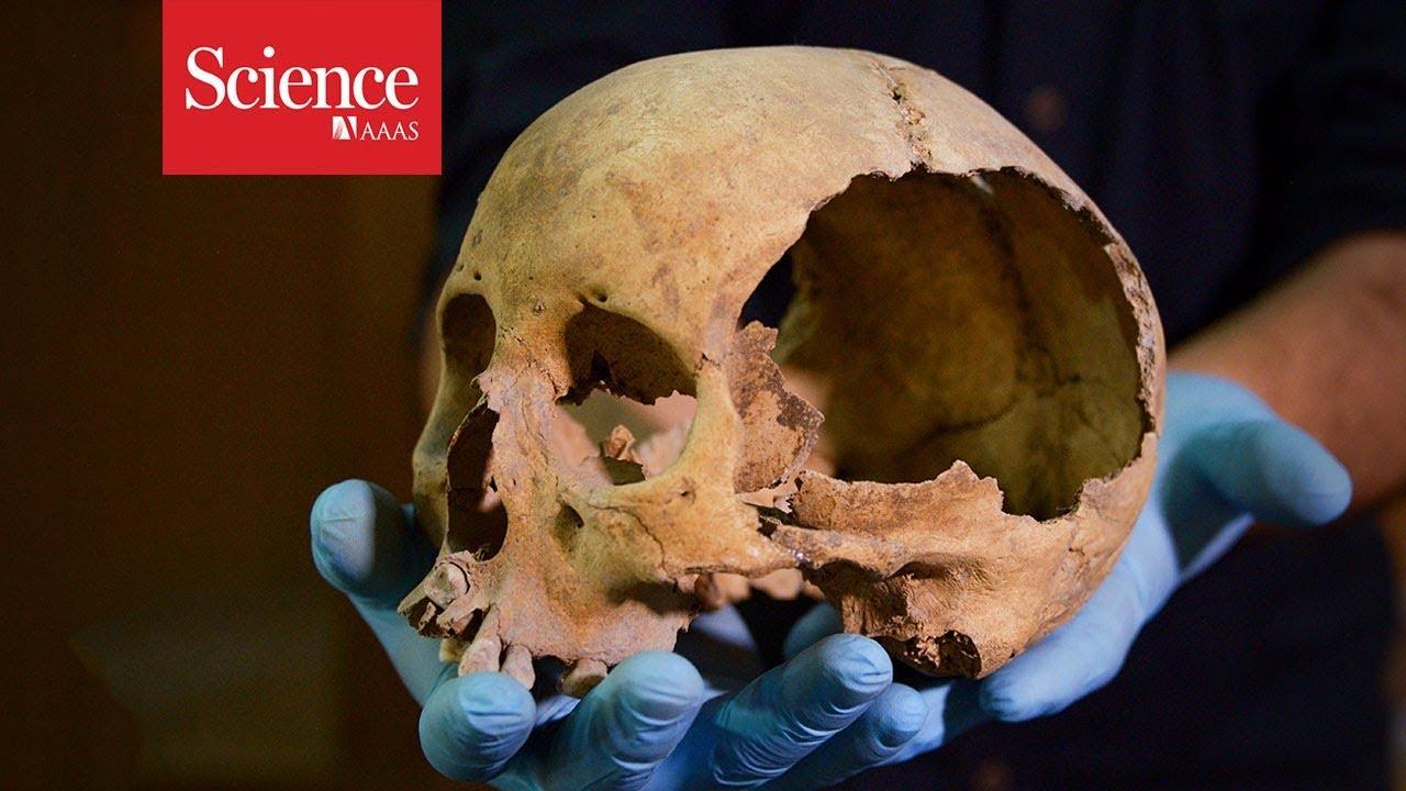 Feeding the gods: Hundreds of skulls reveal massive scale ...