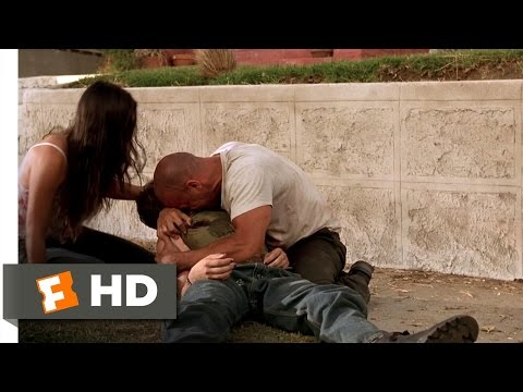 The Fast and the Furious (2001) - Drive-by Shooting Scene (8/10) | Movieclips