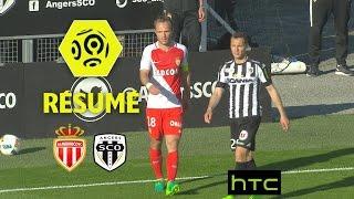 Angers SCO - AS Monaco (0-1)  - Résumé - (SCO - ASM) / 2016-17