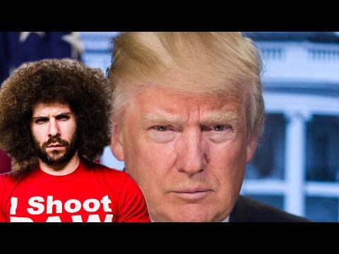 Worst Presidential Portrait Ever? Critiquing President Donald Trump's Official Portrait
