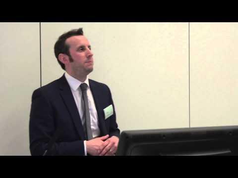 Cleantech Innovate Glasgow 2015 - Water Energy Technologies Ltd - Euan Hogg