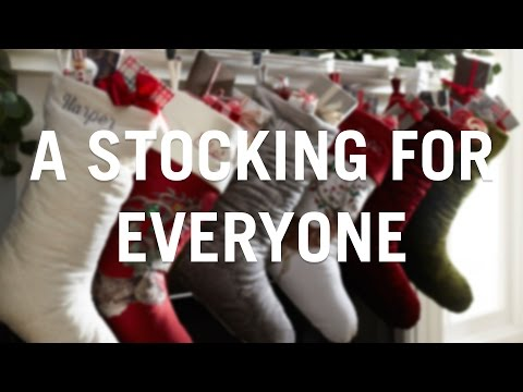 A Stocking for Everyone