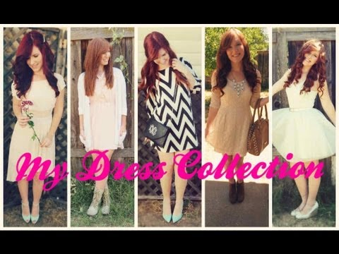 My Dress Collection ♥