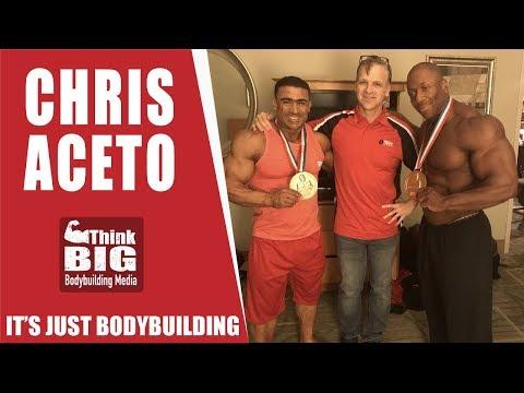 CHRIS ACETO - IT'S JUST BODYBUILDING 11