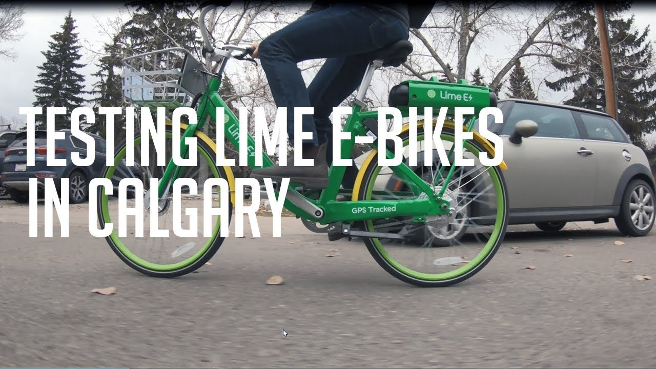 How Lime Bikes Work Two Things Holding Them Back Youtube