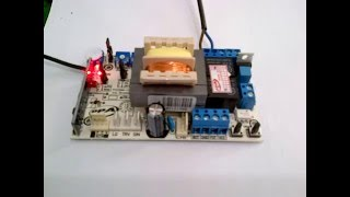Programar controles na central 4 trimpot PPA