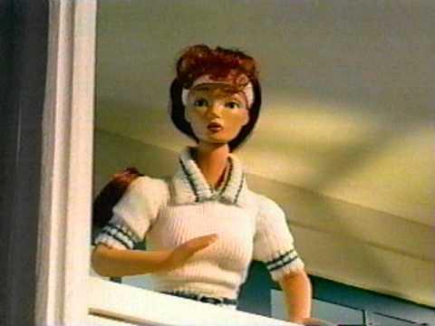 From a human barbie to next gen Ken