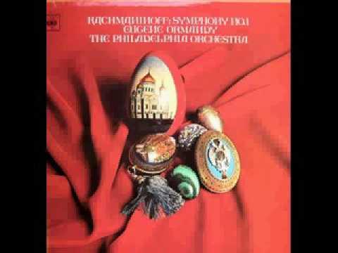 RACHMANINOV SYMPHONY NO.1 ORMANDY / PHILADELPHIA