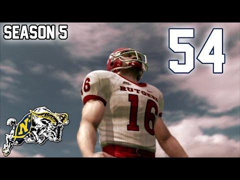 NCAA Football - Part 54 - Navy Midshipmen vs Rutgers Scartlet Kights