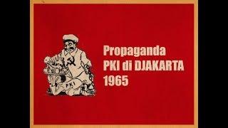 Propaganda PKI di Jakarta 1965