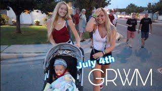 Summer Day GRWM // TEEN MOM VLOGS
