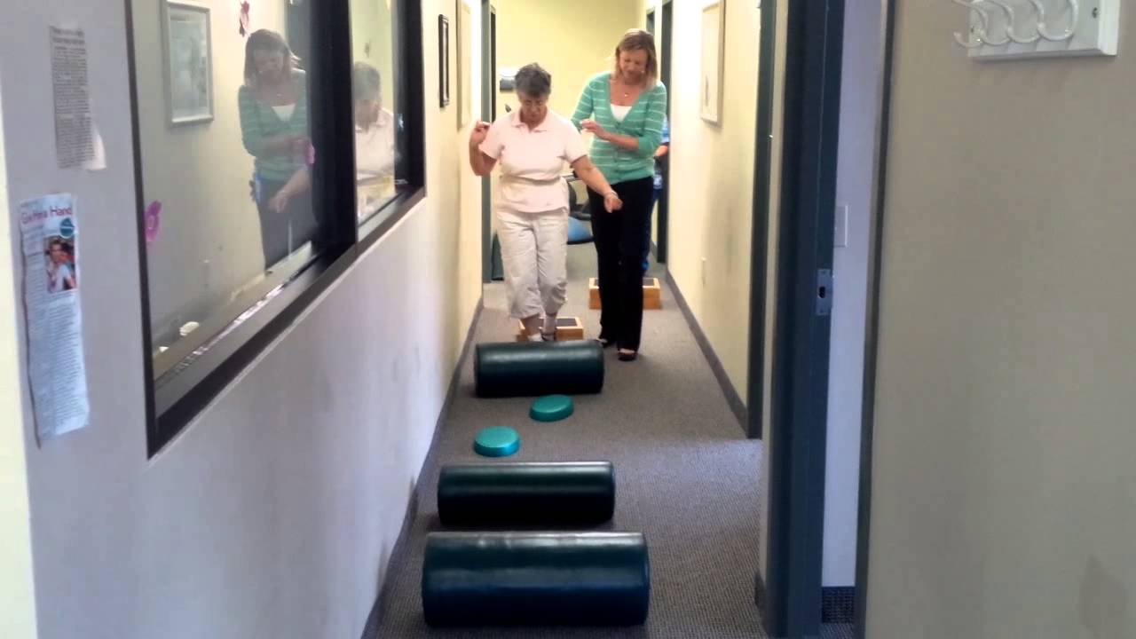 Balance and physical therapy - Maryland Physical Therapy Balance Training
