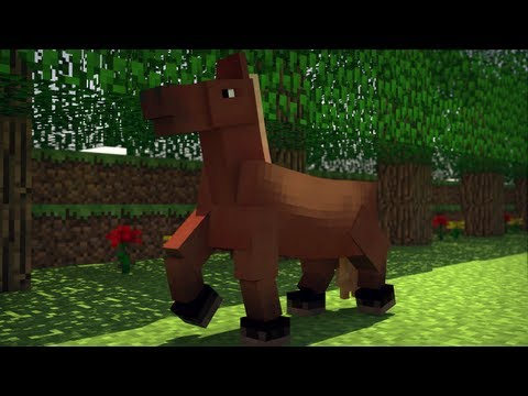 The Funky Horse! - 1 Hour Version (Minecraft Animation) from YouTube · Duration:  1 hour 30 seconds
